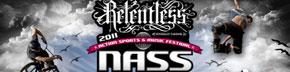 Relentless NASS Festival, UK