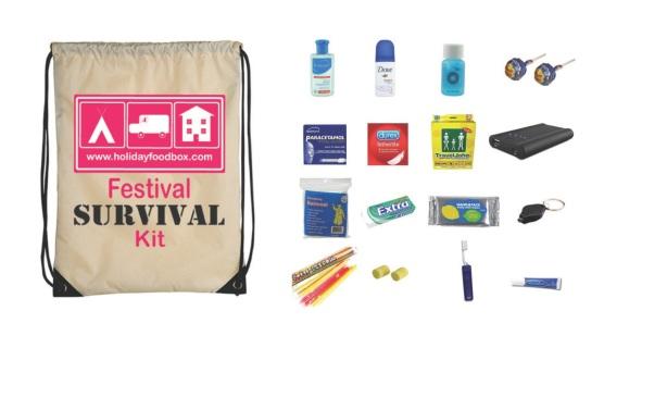 Festival Survival Pack!