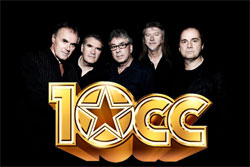 10CC at Sweden Rock Festival 2012