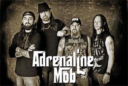 Adrenaline Mob 2012