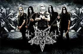 Dark Funeral at Sweden Rock 2012