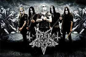 Dark Funeral at Sweden Rock 2012