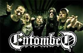 Entombed at Sweden Rock 2012