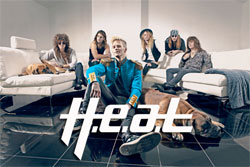 H.E.A.T at Sweden Rock 2012