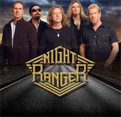 Night Ranger 2012