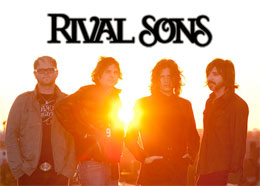 Rival Sons at Sweden Rock 2012