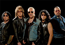 Twisted Sister at Sweden Rock Festival 2012