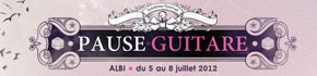 Pause Guitare Festival, France
