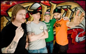 Millencolin at Rock in Idrho 2012