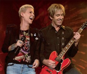 Roxette at Peace & Love 2012