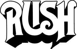Rush at Sweden Rock Festival 2013