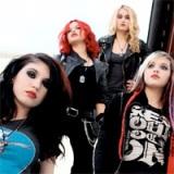 Cherri Bomb - Vans Warped Tour UK 2012