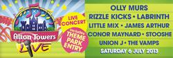 Alton Towers Live Festival